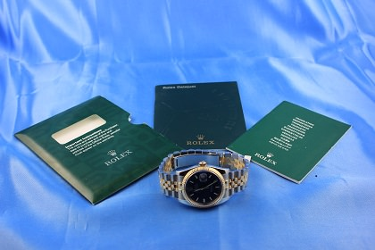 pawn shop rolex watch